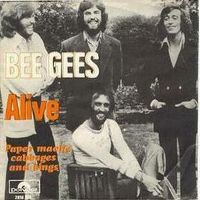 Cover Bee Gees - Alive