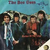 Cover Bee Gees - Barker Of The U.F.O.