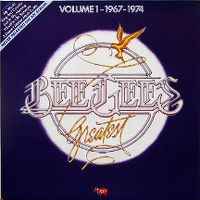Cover Bee Gees - Bee Gees Greatest, Volume 1 - 1967-1974