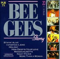 Cover Bee Gees - Bee Gees Story