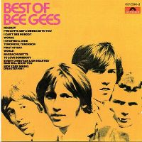 Cover Bee Gees - Best Of Bee Gees