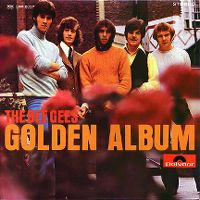 Cover Bee Gees - Golden Album