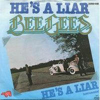 Cover Bee Gees - He's A Liar