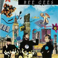 Cover Bee Gees - High Civilization