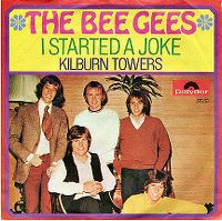 Cover Bee Gees - I Started A Joke