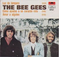 Cover Bee Gees - Lamplight