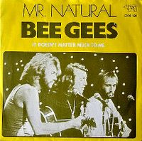 Cover Bee Gees - Mr. Natural