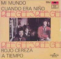 Cover Bee Gees - My World
