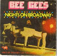 Cover Bee Gees - Nights On Broadway