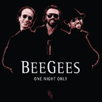 Cover Bee Gees - One Night Only