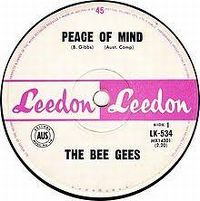 Cover Bee Gees - Peace Of Mind