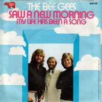 Cover Bee Gees - Saw A New Morning