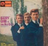 Cover Bee Gees - The Bee Gees Sing And Play 14 Barry Gibb Songs