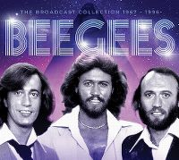 Cover Bee Gees - The Broadcast Collection 1967-1996
