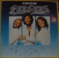 Cover Bee Gees - The Complete Hit-Album