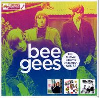 Cover Bee Gees - The Festival Albums Collection 1965-67