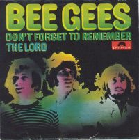 Cover Bee Gees - The Lord