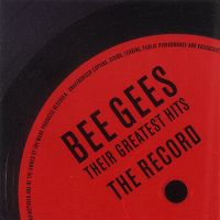 Cover Bee Gees - The Record - Their Greatest Hits