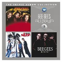 Cover Bee Gees - The Triple Album Collection