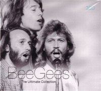 Cover Bee Gees - The Ultimate Collection