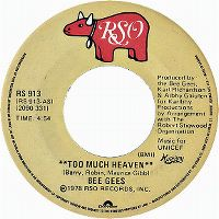 Cover Bee Gees - Too Much Heaven