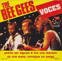 Cover Bee Gees - Voices