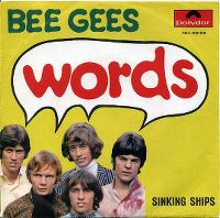 Cover Bee Gees - Words