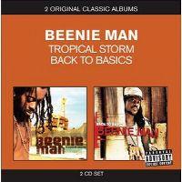 Cover Beenie Man - 2 Original Classic Albums: Tropical Storm / Back To Basics