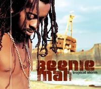 Cover Beenie Man - Tropical Storm