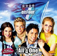 Cover beFour - All4One