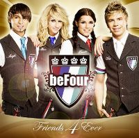 Cover beFour - Friends 4 Ever