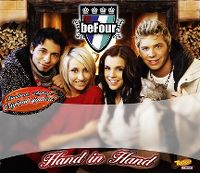 Cover beFour - Hand In Hand