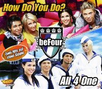 Cover beFour - How Do You Do?