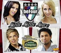 Cover beFour - Little Little Love