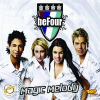Cover beFour - Magic Melody