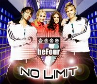 Cover beFour - No Limit