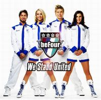 Cover beFour - We Stand United