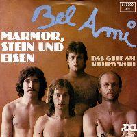 Cover Bel Ami - Marmor, Stein und Eisen bricht