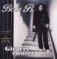 Cover Bela B. - Gitarre runter
