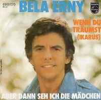 Cover Bela Erny - Wenn Du träumst (Ikarus)