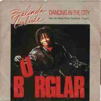 Cover Belinda Carlisle - Dancing In The City