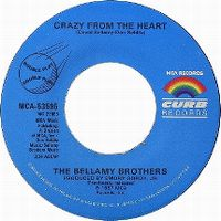 Cover Bellamy Brothers - Crazy From The Heart