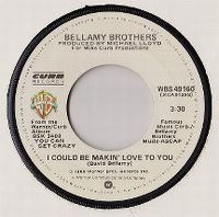 Cover Bellamy Brothers - I Could Be Makin' Love To You