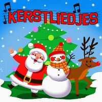 Cover Belle en de Kinderliedjes Band - Kerstliedjes
