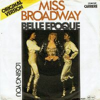 Cover Belle Epoque - Miss Broadway