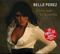 Cover Belle Perez - Dime que tú quieres