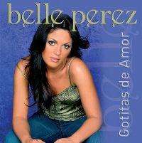 Cover Belle Perez - Gotitas de amor