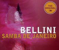Cover Bellini - Samba de Janeiro