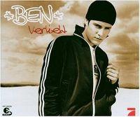 Cover Ben - Verliebt