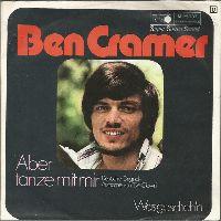 Cover Ben Cramer - Aber tanze mit mir